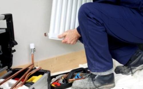 замена радиаторов в квартире фото