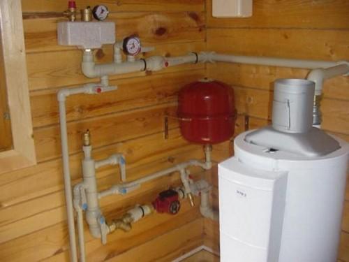 электрические котлы для отопления дома фото