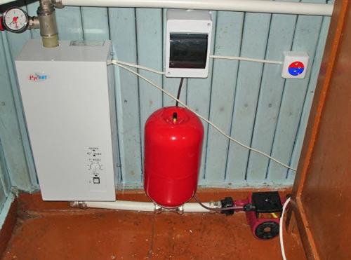 выбор котла для монтажа системы отопления