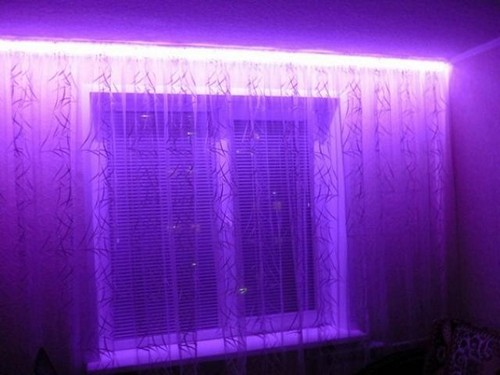 Подсветка светодиодная лента своими руками