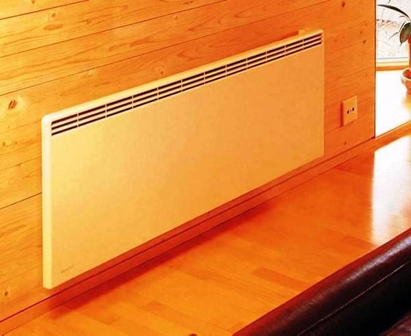 электрическое отопление своими руками конвекторы