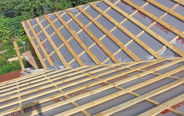 Крыша с металлочерепицы своими руками