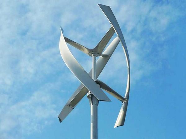 сделать самодельный мини ветряк: