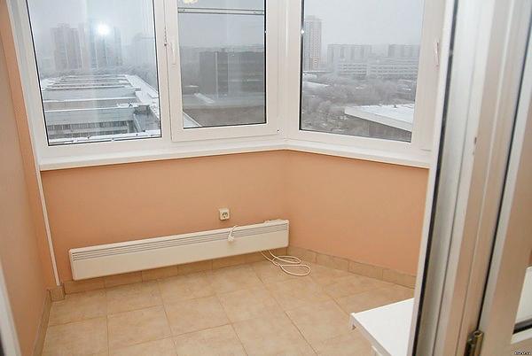 чем утеплить балкон изнутри применяемые материалы