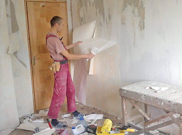 последовательность ремонта квартиры фото