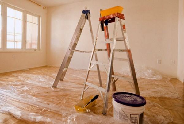 как сделать ремонт  в квартире фото