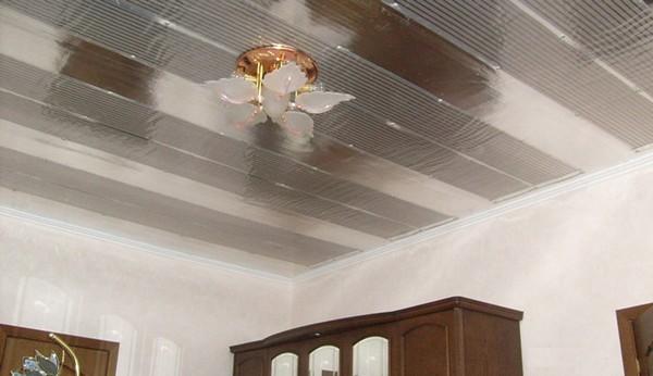 системы инфракрасного отопления дома