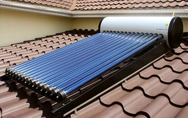солнечные коллекторы для дома фото