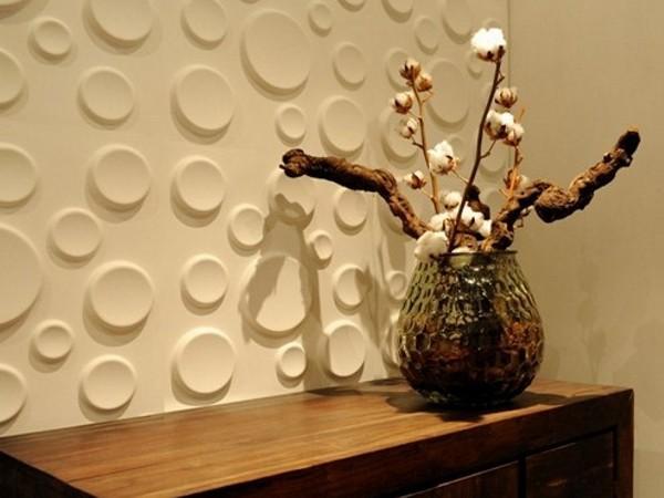 3d гипсовые декоративные панели фото