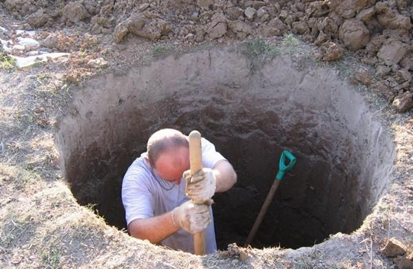 колодец для водоснабжения частного дома фото