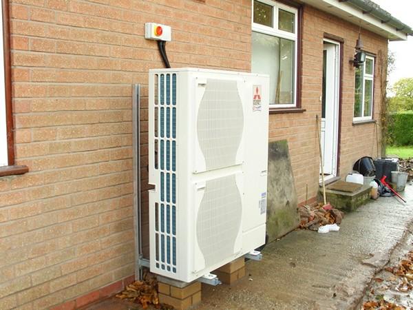 тепловые насосы для отопления дома фото