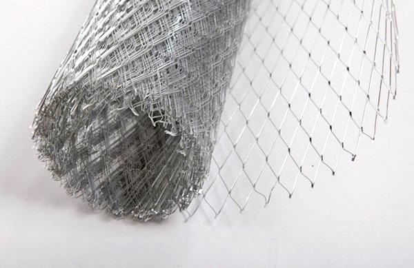 сетка штукатурная металлическая фото