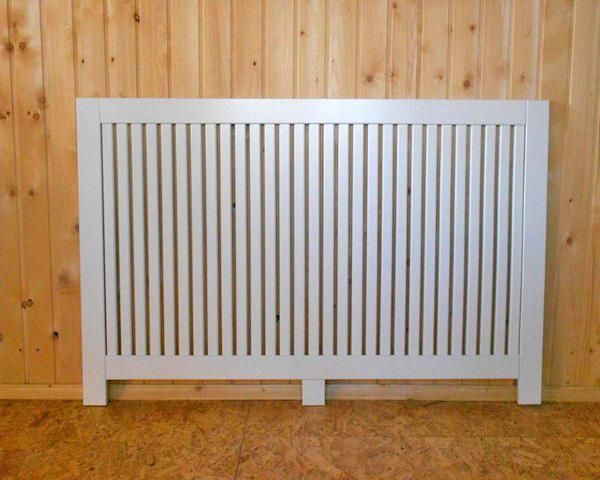 Решётка декоративная 60х120 для радиатора отопления своими руками 84