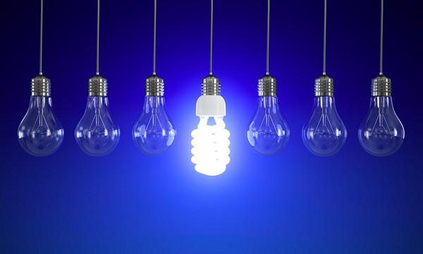 энергосберегающие лампы как способ экономии электроэнергии