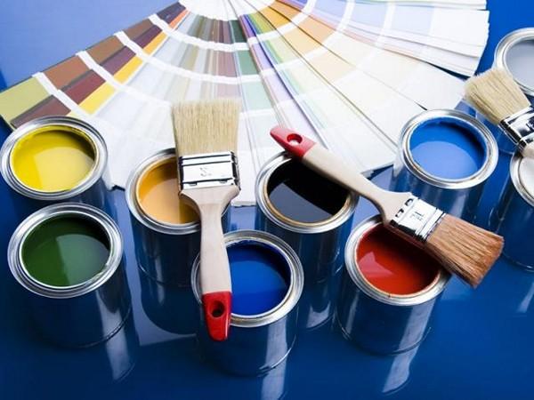водоэмульсионная краска для стен фото