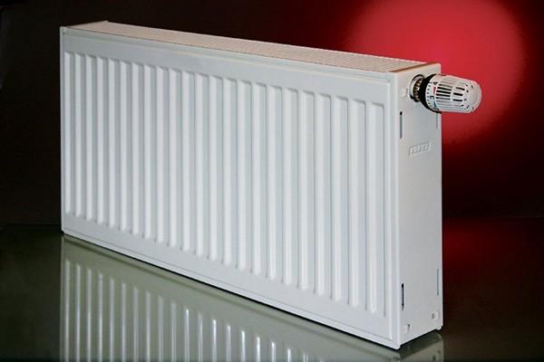 батарея отопления стальная панельная фото