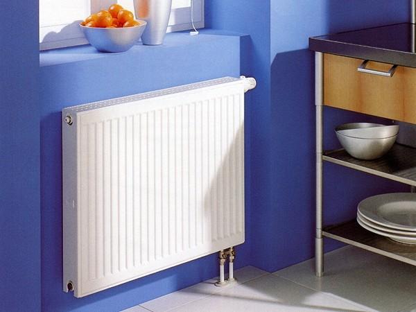 как устроено панельное отопление