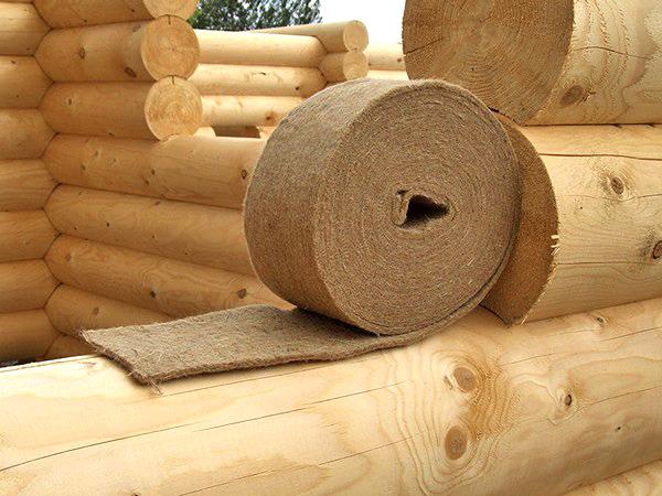 Как утеплить деревянный дом фото