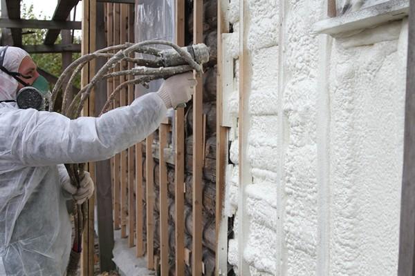 утепление стен деревянного дома снаружи фото