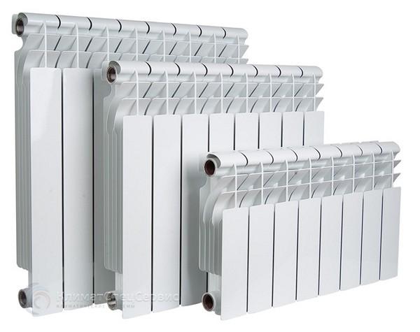 конструкция и устройство биметаллических радиаторов отопления