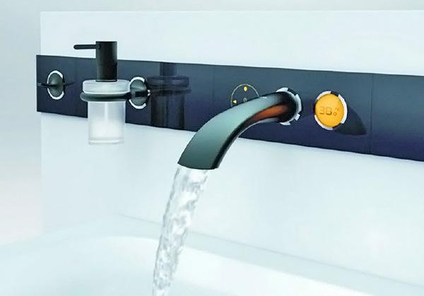 виды смесителей для кухни и ванной