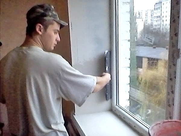 как делать откосы на окна из гипсокартона фото