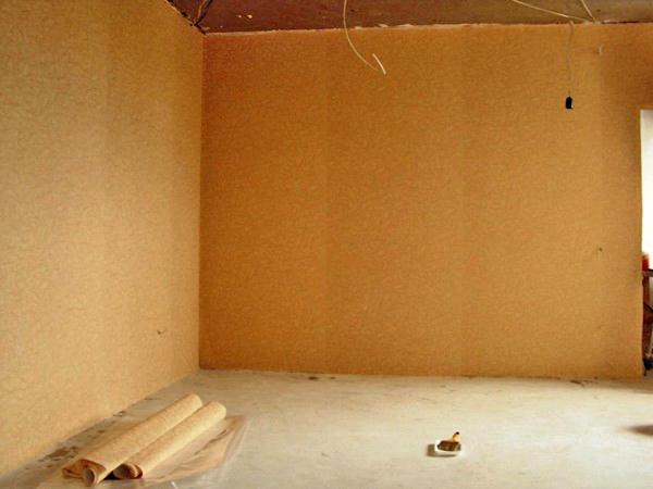 пробковое покрытие для стен поклейка обоев