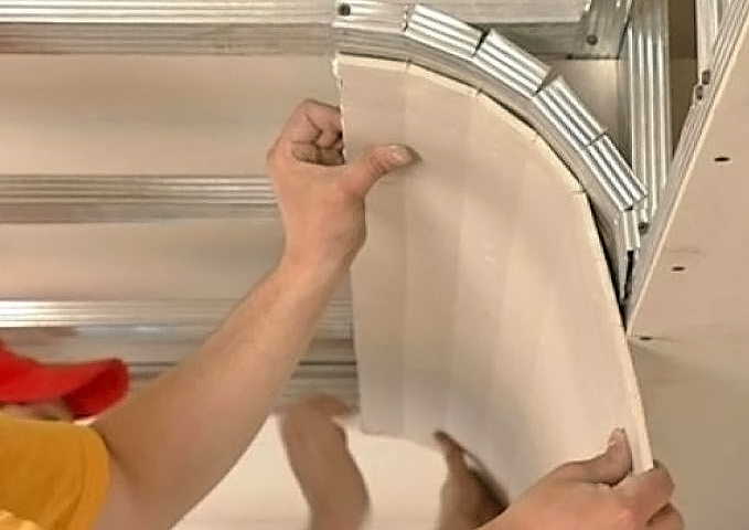 ремонт в новостройке своими руками монтаж потолков