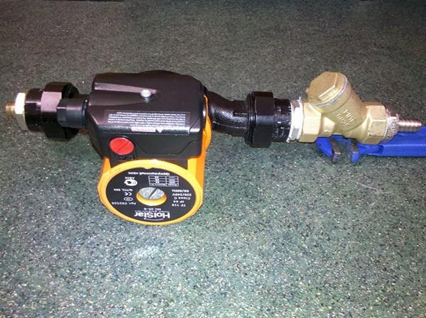 характеристики циркуляционного насоса для отопления