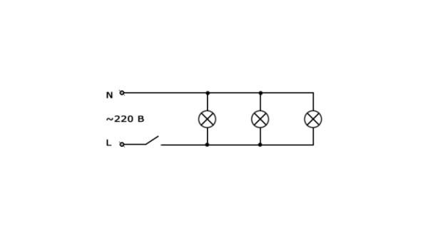 система освещения для дома