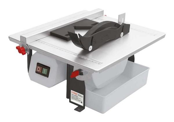 стационарный электрический плиткорез фото