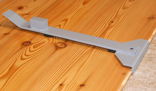 инструмент для ламината металлическая скоба