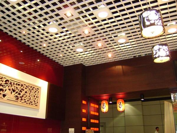 подвесной потолок грильято фото