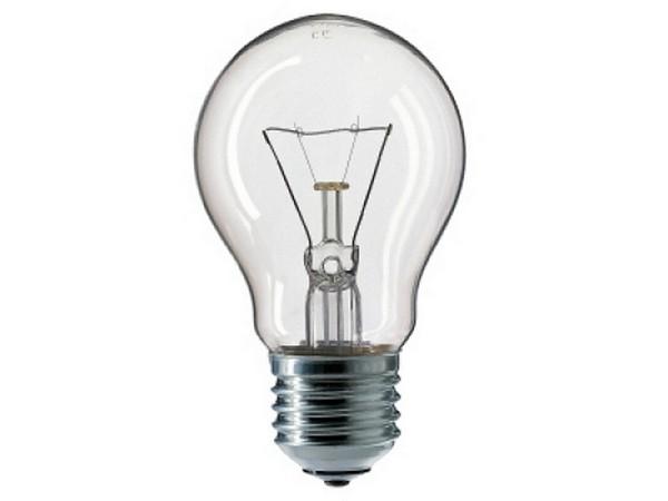 лампа накаливания фото