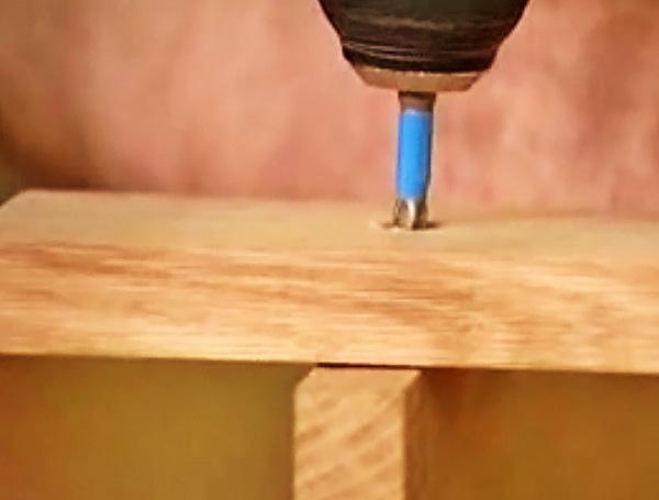 как сделать деревянную полку своими руками фото