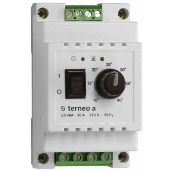 электромеханический терморегулятор  для теплого пола фото