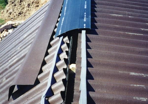 как сделать конек на крыше и рассчитать его высоту