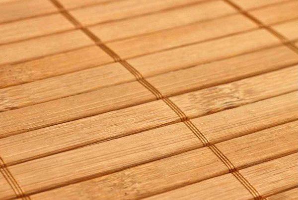особенности бамбуковых обоев