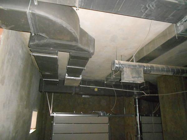 устройство вентиляции в подвале