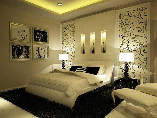 варианты отделки стен в жилом помещении