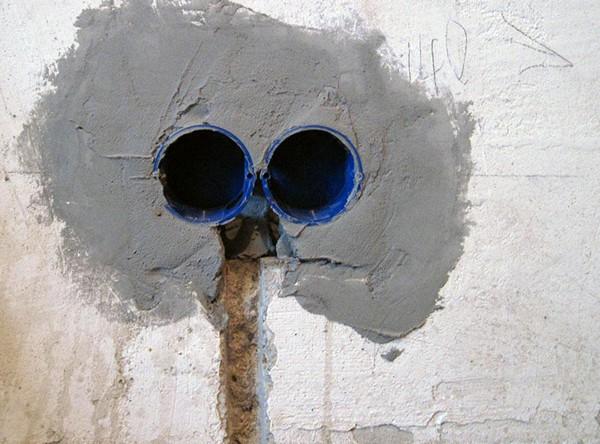 как замаскировать провода на стене фото