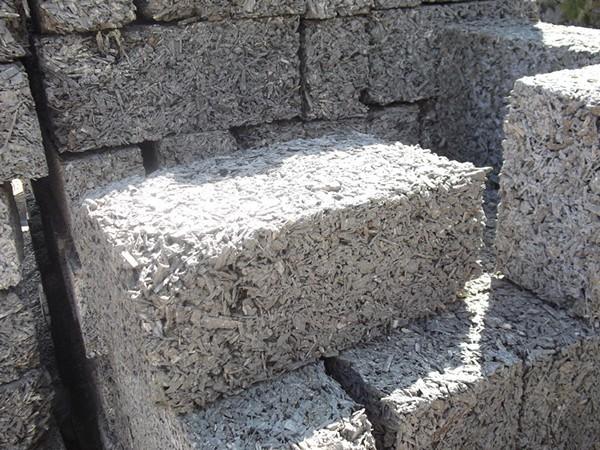 блоки из арболита фото