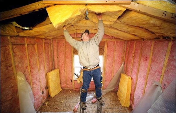 утеплитель для крыши фото