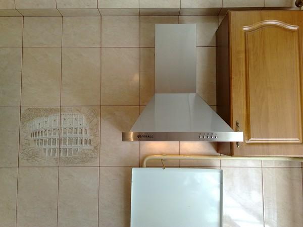 вентиляция на кухне с вытяжкой фото