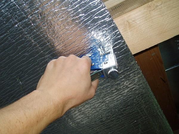 технология применения отражающей теплоизоляции