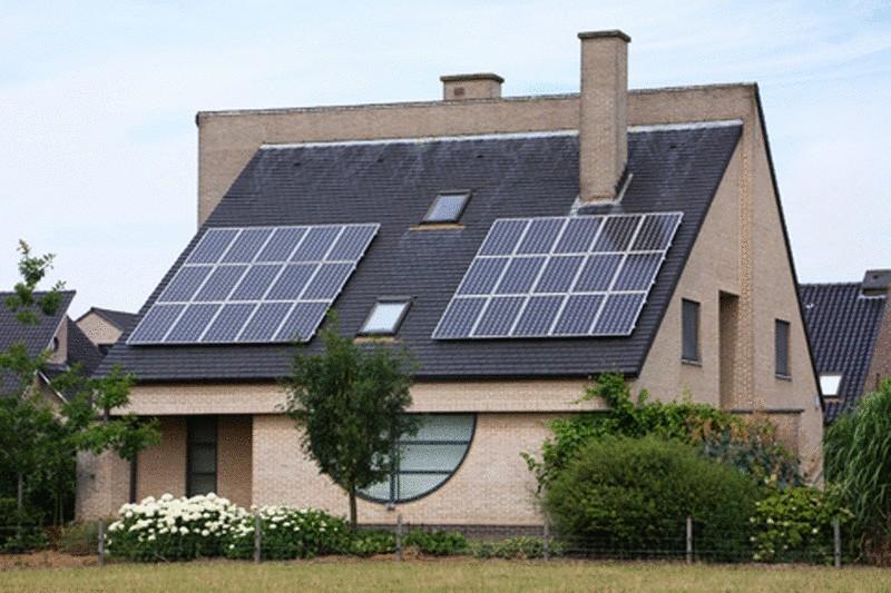 солнечные электростанции для дома фото