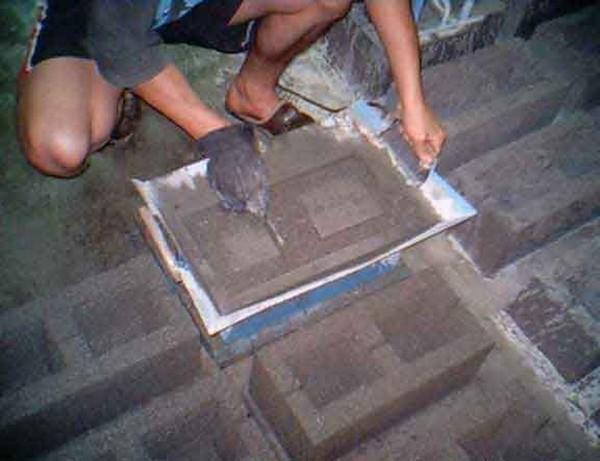 Как делать шлакоблоки домашних условиях