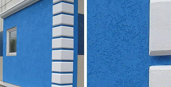 мокрый фасад фото