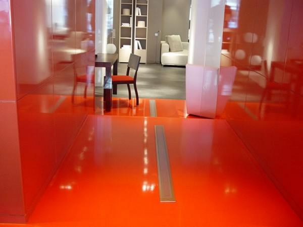наливной пол жидкий линолеум фото