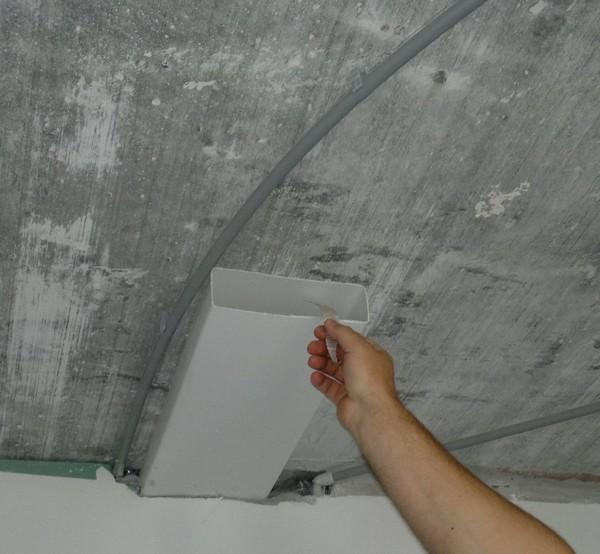 пластиковый вентиляционный короб фото